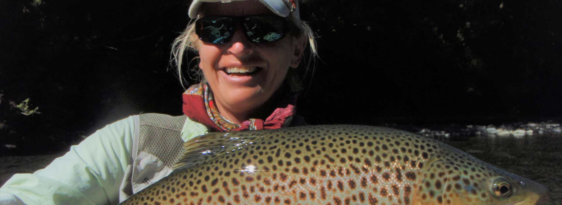Trout fishing in Nelson & Tasman